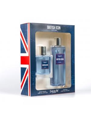 Set British Icon (Eau De...