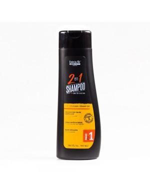 2 En 1 Shampoo + Gel De...